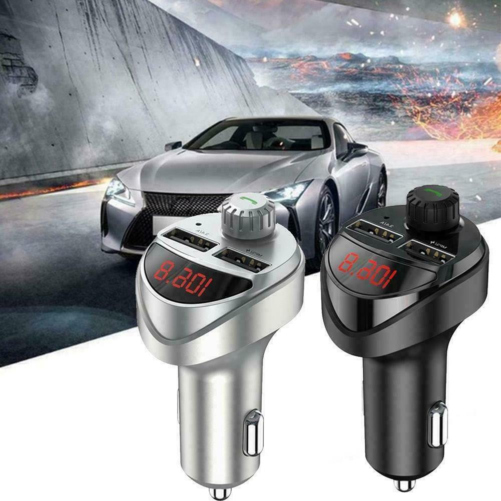 bluetooth usb car charger mp3 player