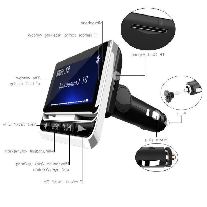 Bluetooth Wireless MP3 Charger