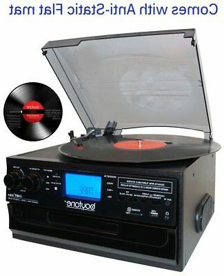 Boytone Record Turntable CD/MP3/SD/USB