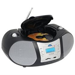 bt 6b boombox cd player