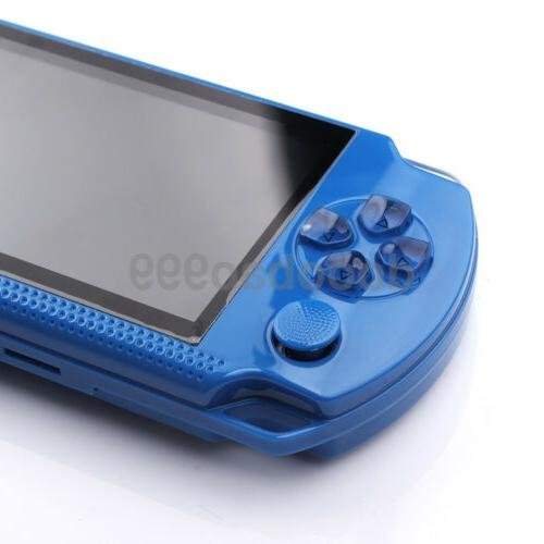 Built-In 10000 Game Handheld Video Player Free