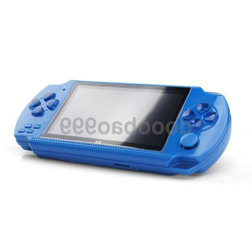 Built-In 10000 Portable Handheld Game Player Free