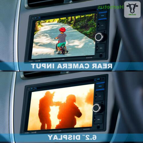 BOSS Audio Stereo DVD Player Double