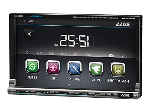 BOSS AUDIO 7 Motorized Touchscreen Detachable Front Remote