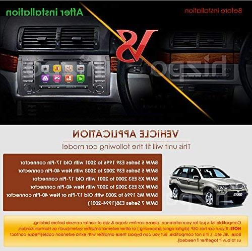 in Dash Stereo 7 Inch 1 Din Multimedia Screen Bluetooth Control GPS
