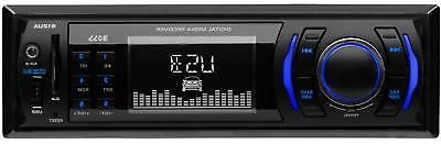 car stereo audio 612ua single din mp3