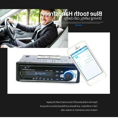 Car Stereo Aux Input SD Player