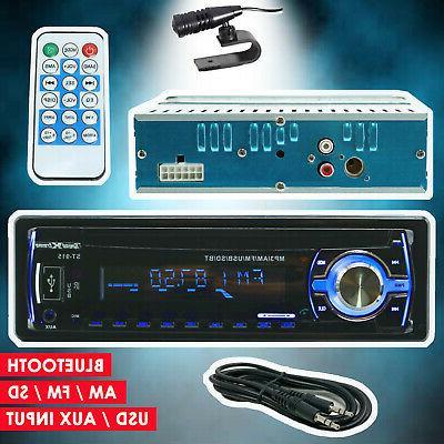 car stereo audio in dash fm aux