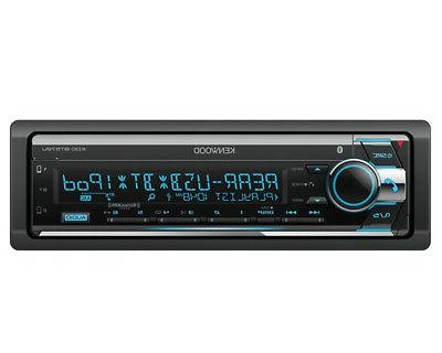 Kenwood Car Stereo Player Pandora Android Iheart
