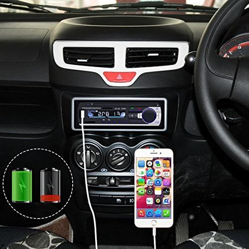 Car Huicocy Universal Din MP3 with Remote Control