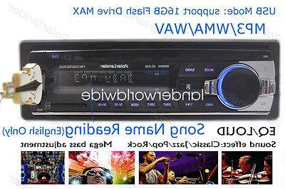 Car In-dash Unit FM MP3/USB/SD/AUX