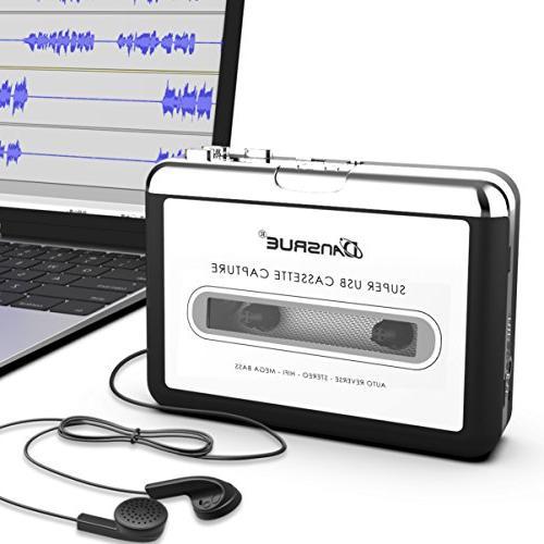 cassette mp3 converter