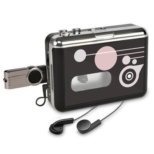 cassette tape to mp3 converter player digital