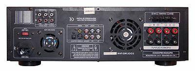 CD DVD PRO WATT RECEIVER COMBO PD1000A