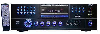 cd dvd player pro 1000 watt stereo