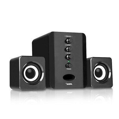 Mini USB Computer Speakers Surround Player Hifi