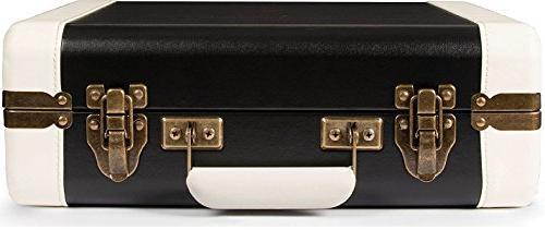 Crosley CR6019D-BK Executive USB