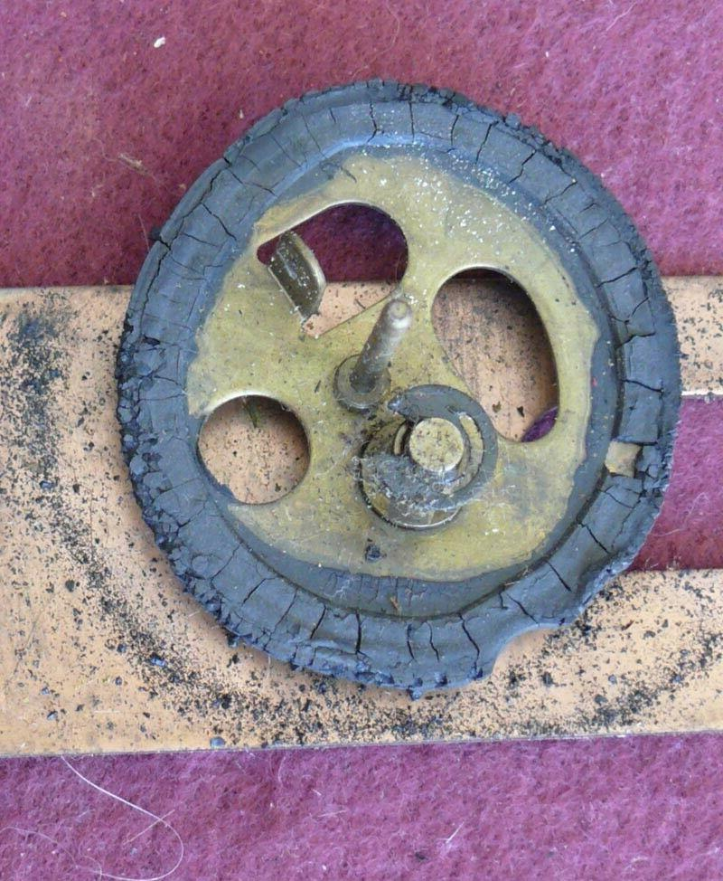 Cycle Cam tire for RCA 45-EY-2 45rpm Player