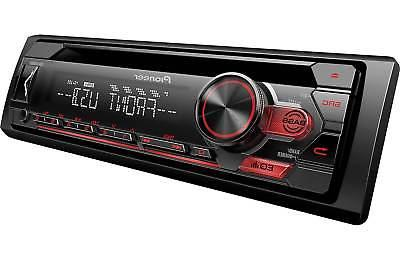 Pioneer DEH-S1100UB Stereo with Aux