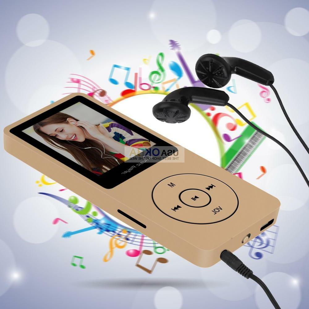 Digital Music MP3 Player Support GB SD
