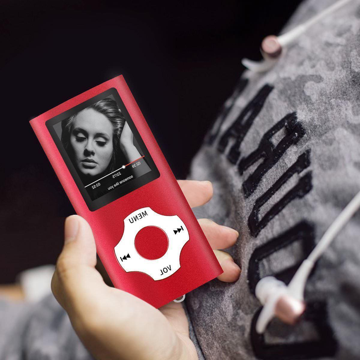 Digital Compact Portable MP4 64 SD Photo Recorder
