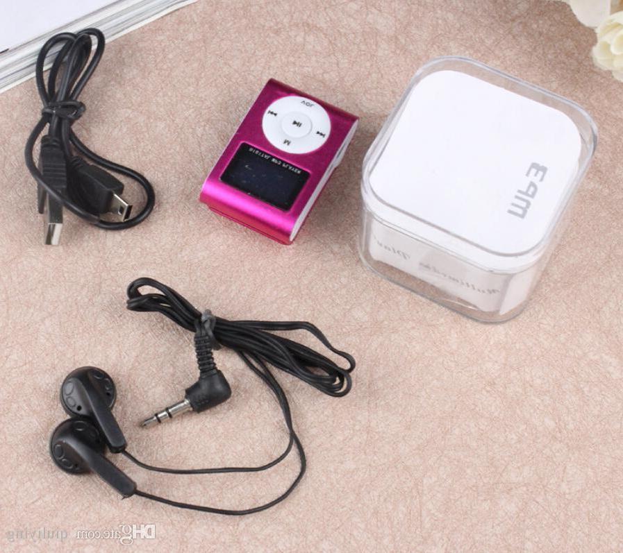 Digital Compact Portable MP4 64 SD Photo Recorder FM