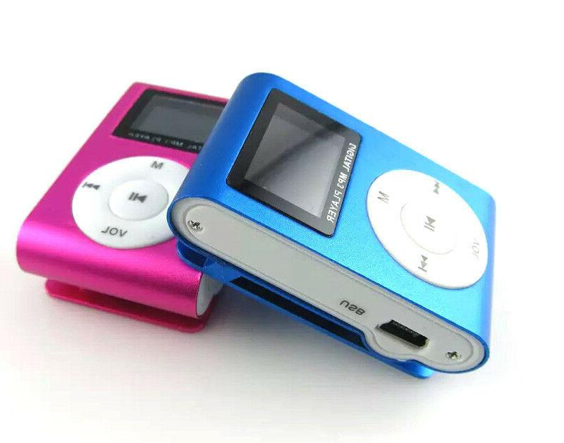 Digital Compact Portable MP4 Player SD Viewer
