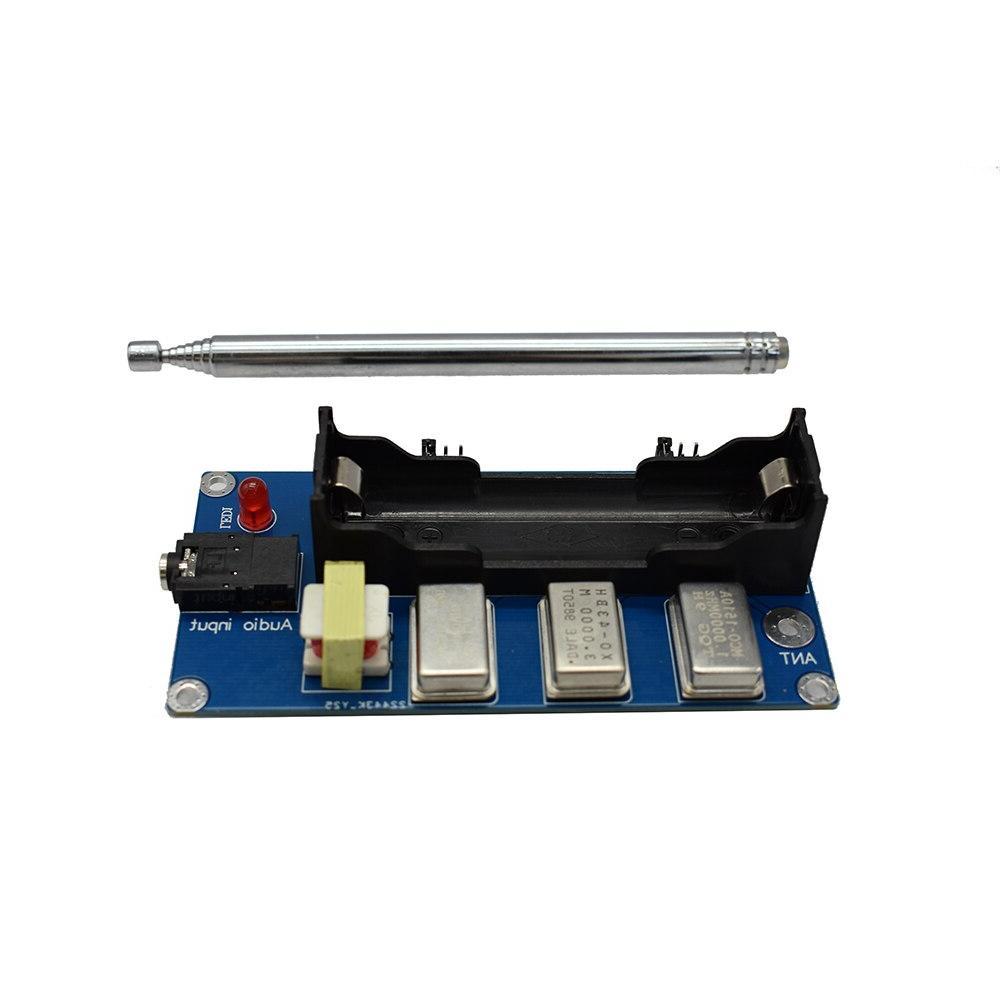 Lusya DIY transmitter 5MZH with <font><b>receive</b></font> <font><b>player</b></font> transmitter without battery T0098