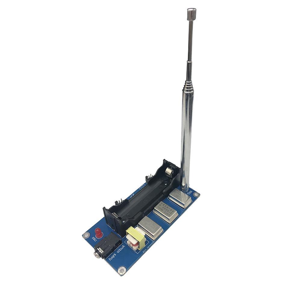 Lusya DIY 3-channel transmitter with <font><b>receive</b></font> <font><b>player</b></font> transmitter without battery