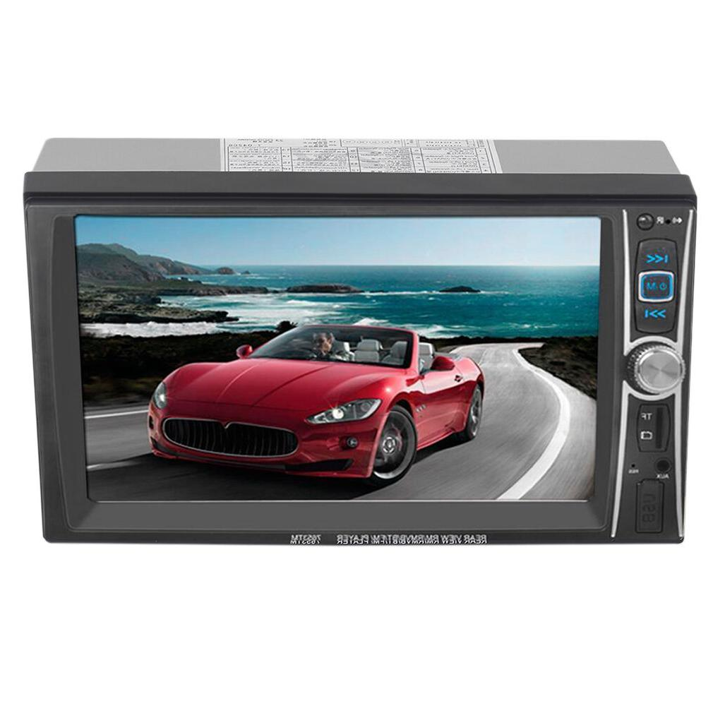 Double 2Din Car Stereo MP3/5 In Dash TV Radio