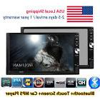 "7"" Double 2DIN Bluetooth Touch Car Stereo Audio MP3 Player F"