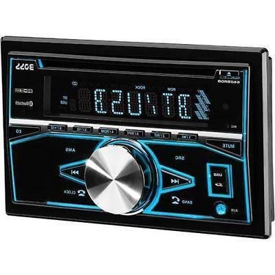 Boss Audio Double-DIN Player Bluetooth - Black