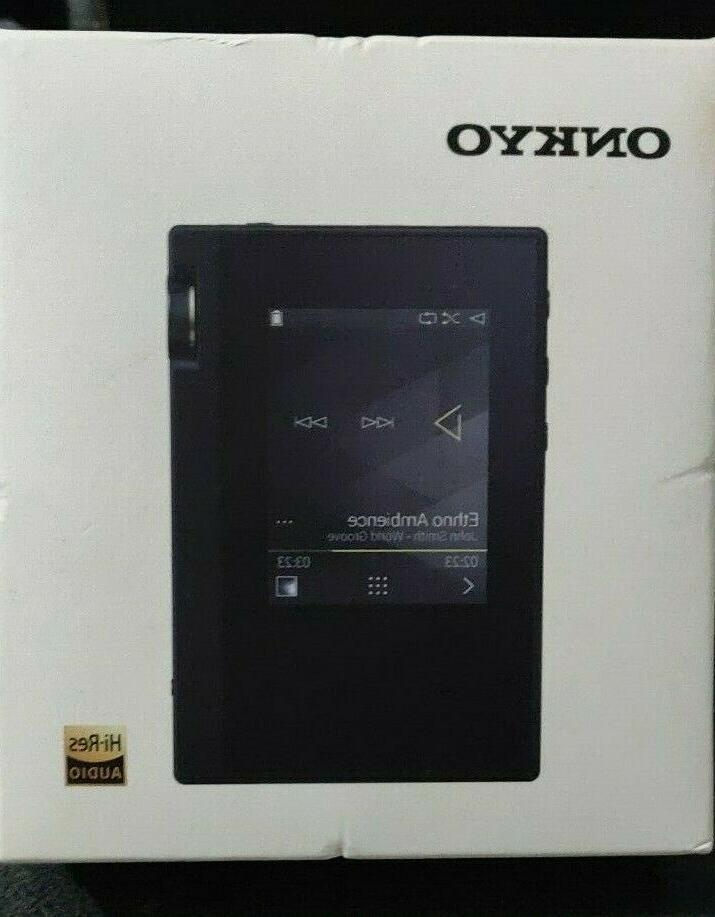 Onkyo DP-S1 Digital Audio Player - Black