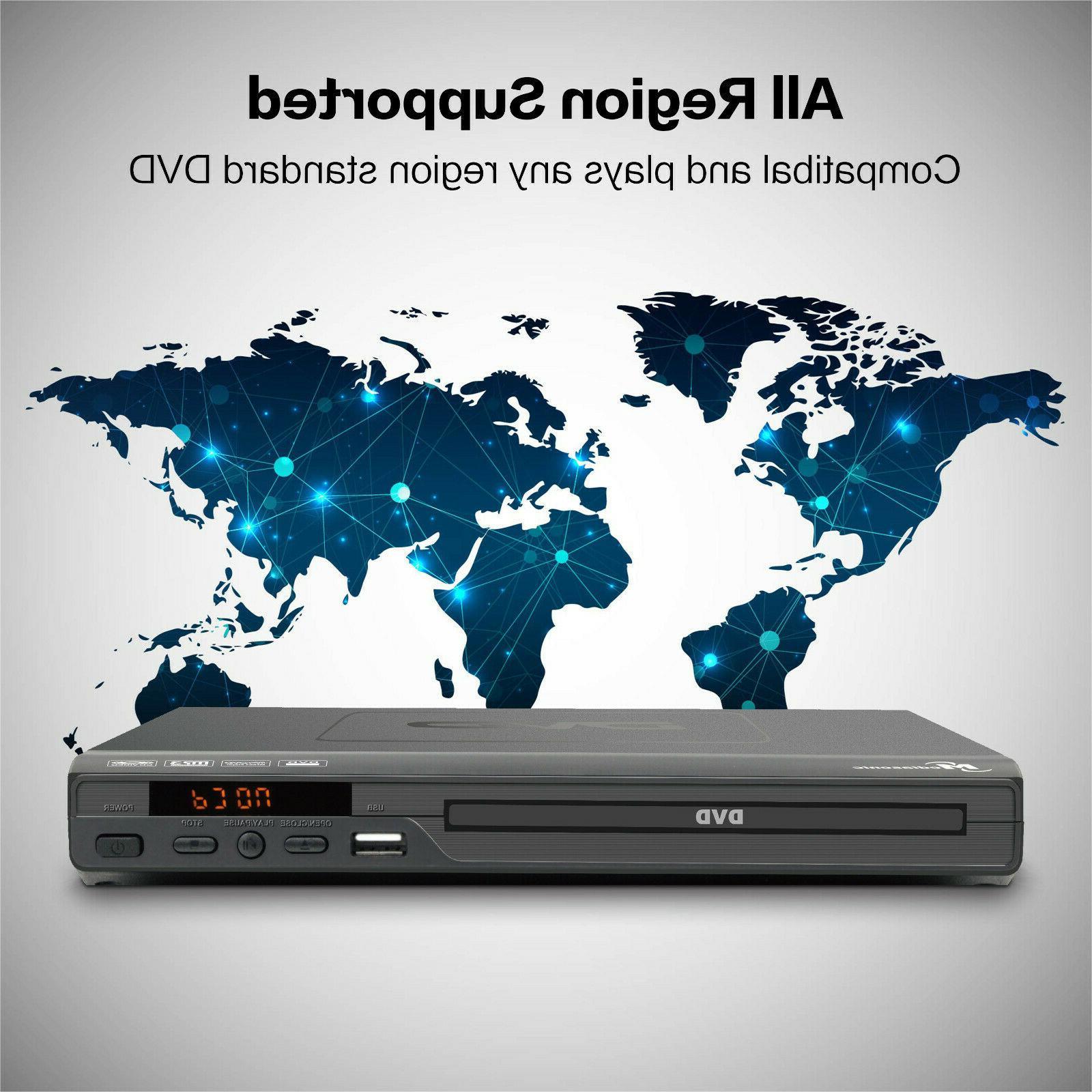 1080P DVD AV