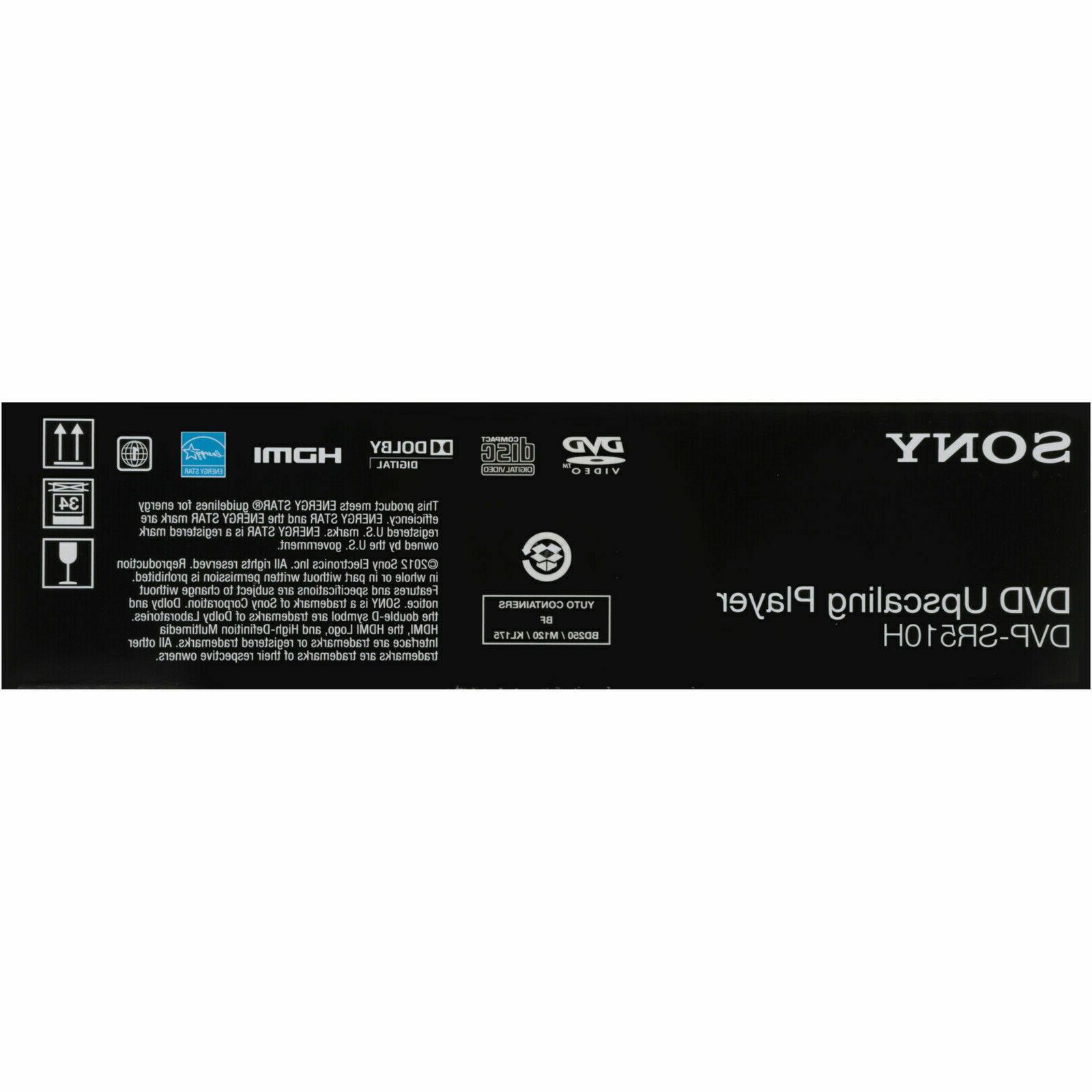 Sony High HDMI