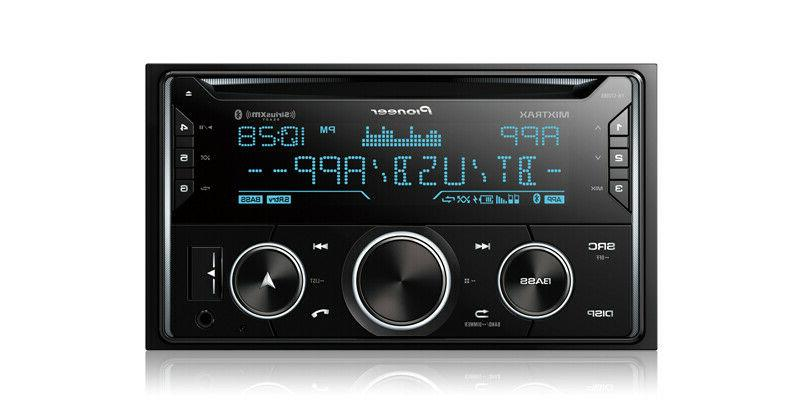 Pioneer DIN MP3 Player Bluetooth USB MIXTRAX