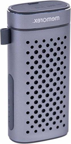 Memorex FlexBeats MWB3363 Portable Bluetooth Speaker - Gunme