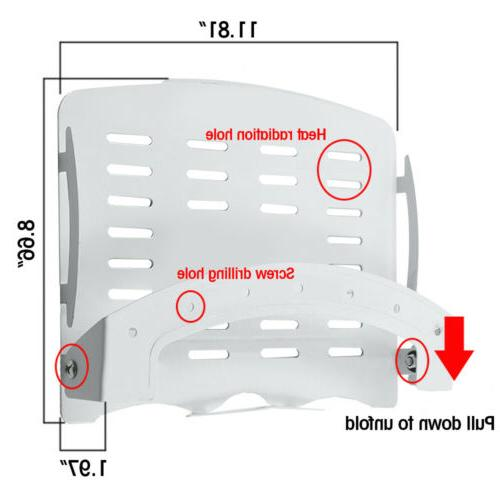 Storage for Router TV PC DVD Player
