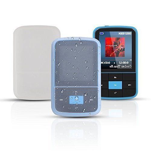 AGPTEK 4.0 MP3 Clip