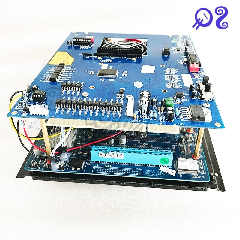 Game 3016 1 2.4G CPU work ATX power support <font><b>4</b></font> arcade