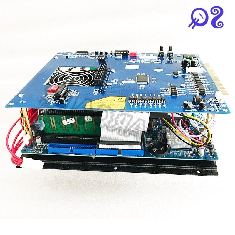 Game king 3016 1 game 2.4G CPU 40G work with ATX supply support <font><b>4</b></font> <font><b>players</b></font> arcade