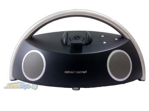 Harman Kardon Go Play Micro - Portable Speaker w Dock