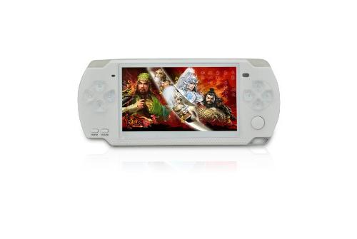 LCD Handheld Game MP4 Support card/720P Output