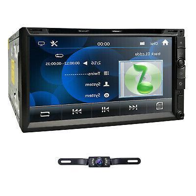 HD Lens 2Din DVD CD