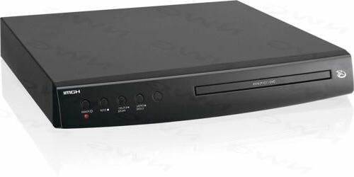 GPX HDMI CD DVD Player DH300B HD A/V Cables