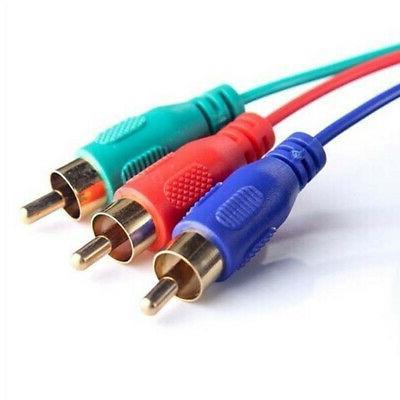 HDMI To AV Cable TV Converter