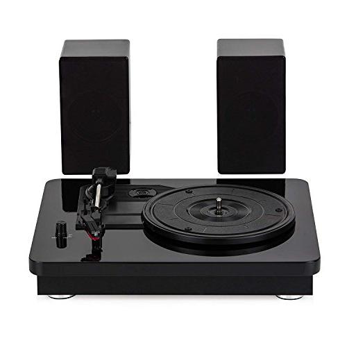 YENOCK with Lacquer Finish and 5W Passive and Vinyl-to-MP3