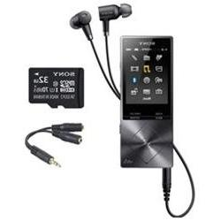 Sony 32GB Hi-Res Walkman Digital Music Player - Black w/ 32G
