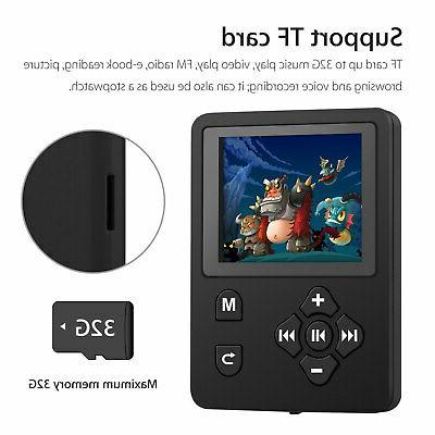 Portable HiFi MP3 Player with Sound Voice to