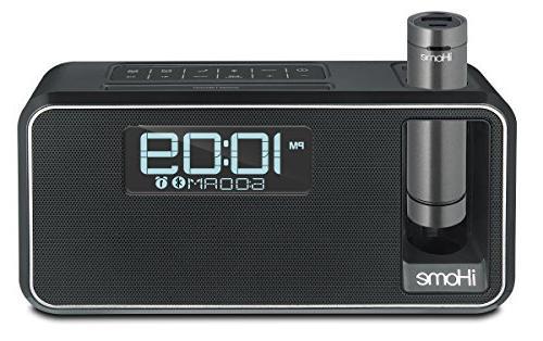iHome iKN105BC Dual Charging Bluetooth Stereo Alarm Clock Ra